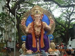 Ganesh at Khatu's Workshop - 2010 (Rahul_shah) Tags: ganesh ganapati ganpati lalbaug ganeshotsav ganeshvisarjan ganeshutsav gajanan ganraj ganeshfestival2010 ganeshvisarjan2010 mumbaiganeshutsav