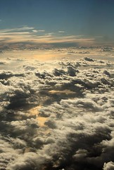 clouds at sunset (king David Israel) Tags: world barcelona madrid blue sunset sea white newyork black paris color colour berlin london blanco nature clouds canon landscape atardecer mar photo negro cielo nubes 7d sidney avion marsella