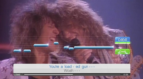 Bon Jovi: You Give Love A Bad Name