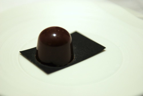 Aerated Chocolate