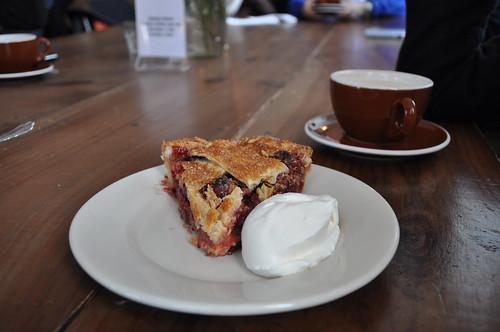 Cranberry Sage Pie
