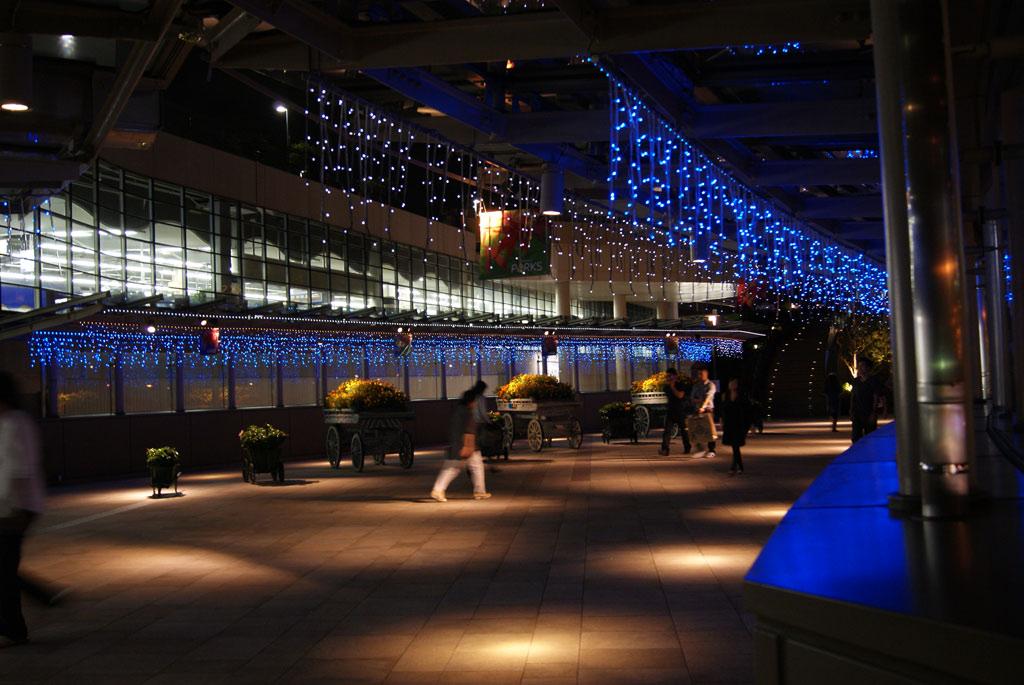 lumières Namba Parks