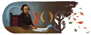 Google Portugal Comemora��o do Anivers�rio de Almeida Garrett