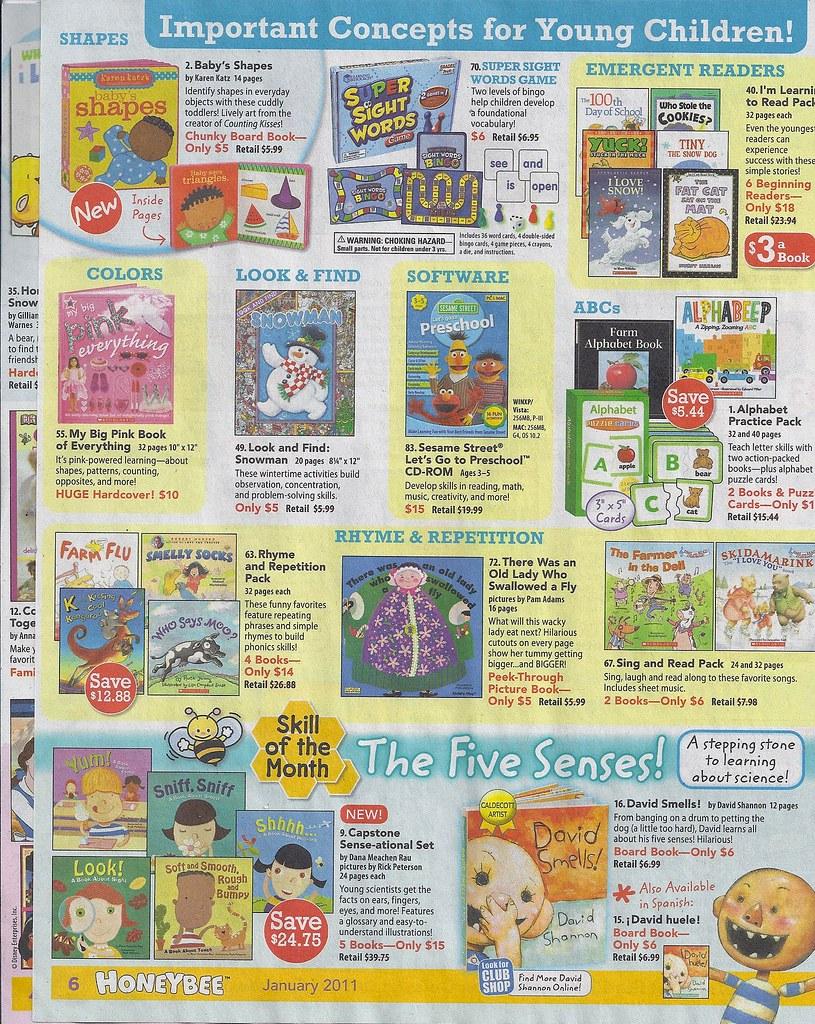 Scholastic Branded In The 80s