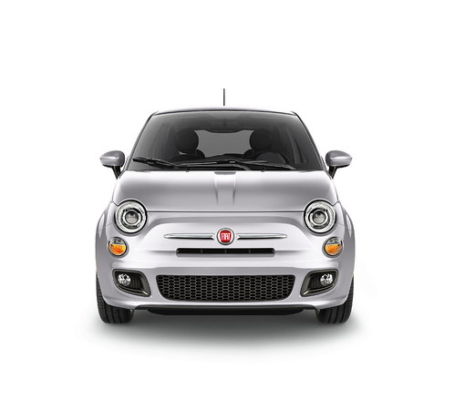 New 2012 Fiat 500 in Argento
