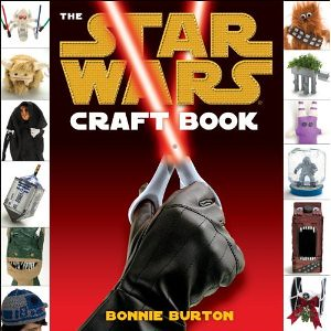 The Star Wars Craft Book (final cover) by bonniegrrl