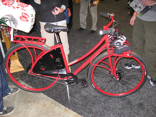 One of my favorite bikes at the show