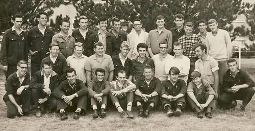 PMG LIT 1967 Lineman in Training Group 1b Goulburn