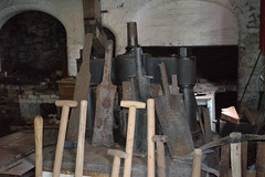 Coalisland Spade Mill at Ulster Folk Museum (John D McDonald) Tags: coalislandspademill coalisland spademill spade mil ulsterfolkmuseum ulsterfolkandtransportmuseum folkmuseum museum watermill mill forge smithy whitewash whitewashed countydown codown northdown northernireland ni ulster geotagged