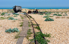 Dungeness 19 June 2017-0019.jpg (JamesPDeans.co.uk) Tags: shingle england dungeness gb greatbritain finished coastaldecay rust kent industry sea winch unitedkingdom decay digital downloads licence britain rails landscape wwwjamespdeanscouk history coast railway landscapeforwalls europe uk photography digitaldownloadsforlicence jamespdeansphotography printsforsale forthemanwhohaseverything seakale