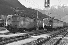 domo II set 49 #72 (train_spotting) Tags: beuracardezza domoii crossrail xr re44ii re4361119 re4301115chcross sara sbb sbbcffffs sbbcargo re44ii11322 re4203220 nikond7100