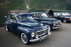 DSC02904 Volvo PV - 1961 (JarleB) Tags: oldcars volvo car cars old veteranbil veteranbiler volvopv pv biltrefftyssedal2017 volvotreff tyssedal