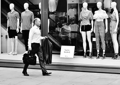 No Jacket Required ! (jaykay72.) Tags: london uk street candid streetphotography londonist breadstreet stphotographia blackandwhite bw