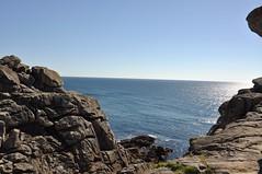 Baroña. Galicia (adribouzada) Tags: naturaleza mar agua baroña playa galicia paisaje