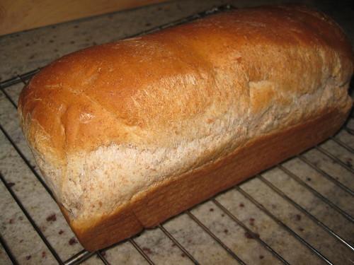 wheat sandwich loaf