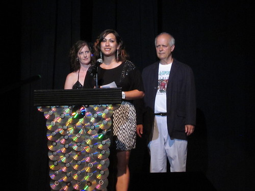 Flagpole Music Awards 2010 - Alicia, Michelle, Pete