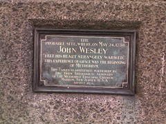 Warm hearted John Wesley (bixentro) Tags: christianity methodism johnwesley dieyoung wasteoftime fucktherest crockofshit makeitupasyougoalong