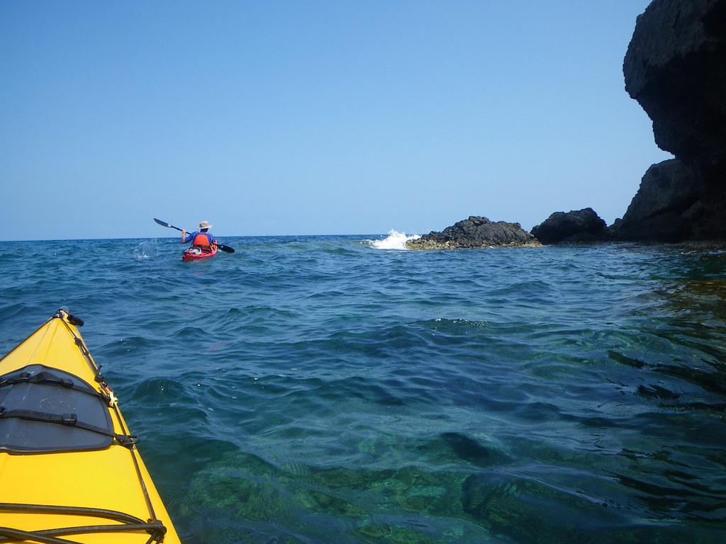 Cabo de Gata en kayak 217