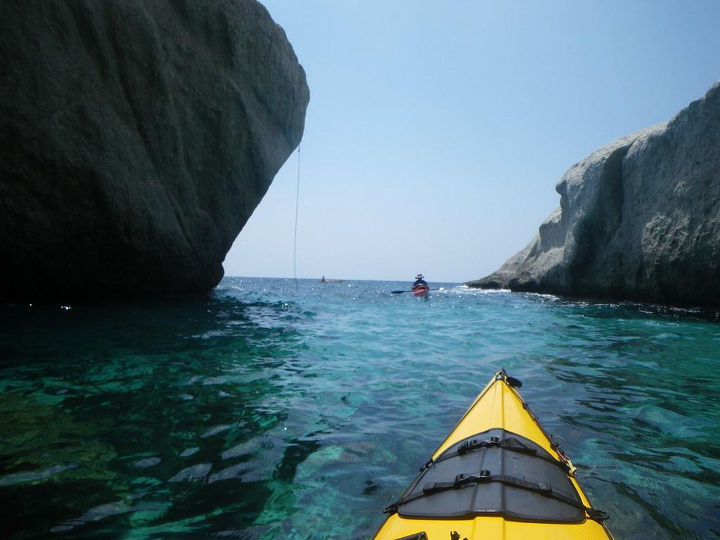 Cabo de Gata en kayak 152
