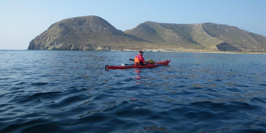 Cabo de Gata en kayak 317
