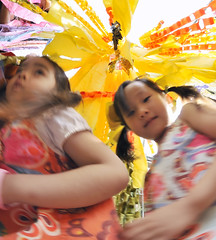 Hiratsuka Tanabata Matsuri (ajpscs) Tags: street summer colors face japan asian japanese star tokyo nikon colorful asia child streetphotography fisheye ornaments  nippon   vega kanagawa matsuri tanabata hiratsuka fisheyelens  glitters altair d300 105mm natsu   summerfestival  thestarfestival orihime qixi  ajpscs shonanhiratsukatanabatafestival hikoboshi   stripsofrainbowcoloredpaper glitteringoddities fancifuldesign eveningoftheseventh