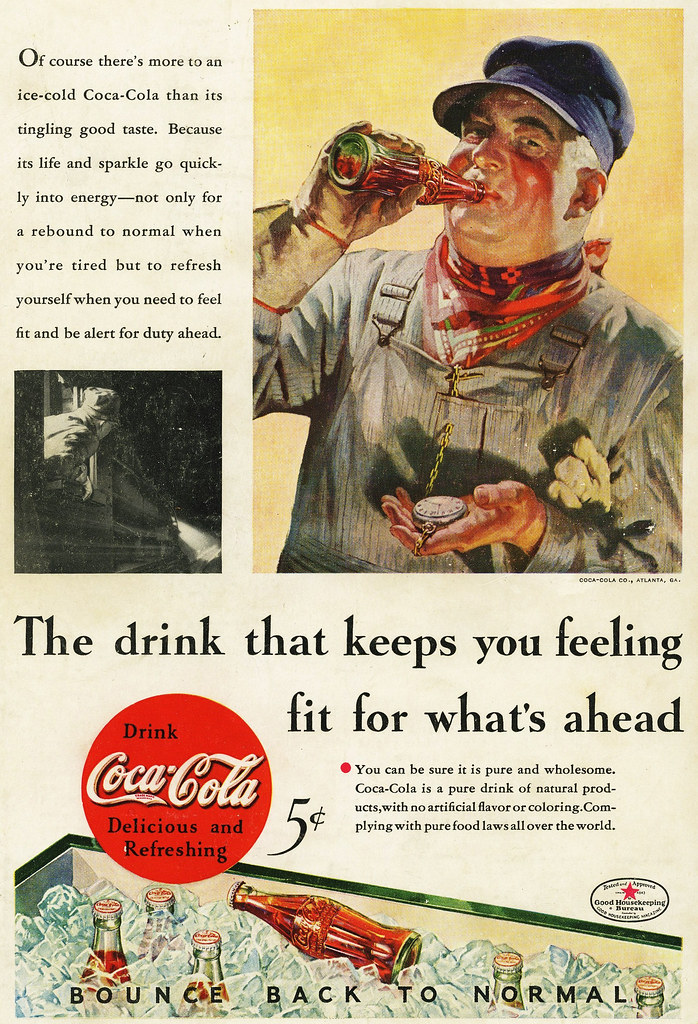The World's Best Photos of 1930s and coke - Flickr Hive Mind