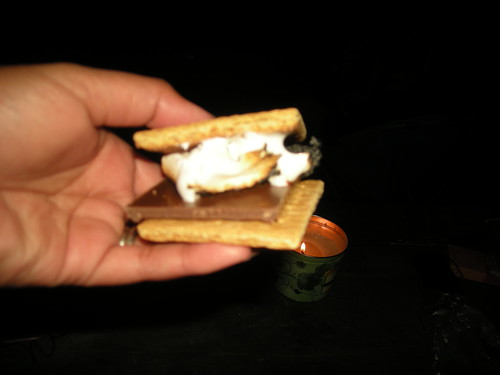 S'mores in Scotts Valley