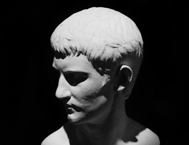 Head of Caligula, Modern