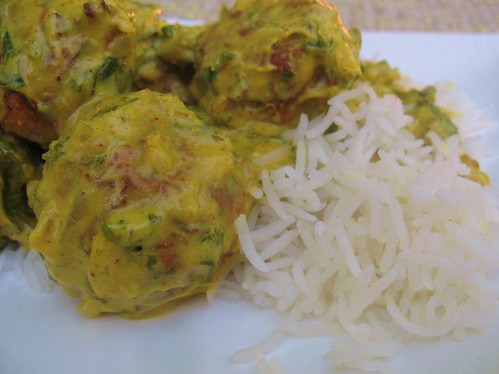 Cabbage Kofta