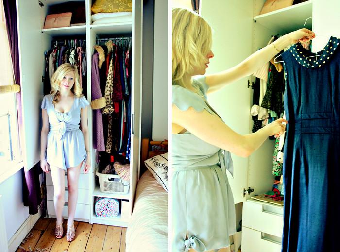 Fleurtini Wardrobe