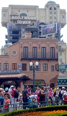 The Hollywood Tower Hotel (Abi Skipp) Tags: paris disneyland hollywoodtowerhotel