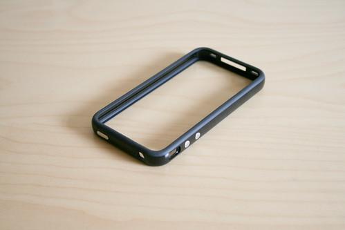 iPhone 4 Bumper - Top