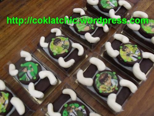 Ben10 Omnitrix Cake Dan Minicake Ryan Jual Kue Ulang Tahun