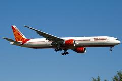 VT-ALJ - 36308 - Air India - Boeing 777-337ER - 100617 - Heathrow - Steven Gray - IMG_4125