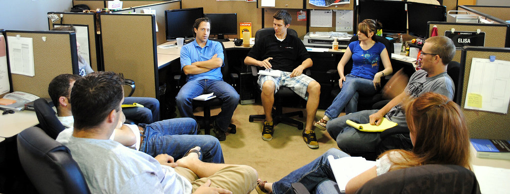 Marketing Team by Infusionsoft, on Flickr
