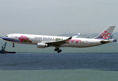 Airbus | A330-302 | China Airlines | Butterfly Orchid | B-18305 | Hong Kong | HKG | VHHH