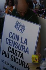 No al Bavaglio (valigiablu) Tags: piazzanavona intercettazioni bavaglio valigiablu