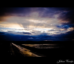 Sunset on the dunes (Johan Verrips) Tags: sunset beach imagemagick supershot sgravezande mywinners bmwkjs