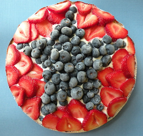 Recipe: Lemonade Ice Cream Pie with Berry Topping blog image 1