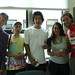 <b>Ted, Nate, Sam, Kelci, Davis</b><br />&nbsp;Date: 6.24.2010 Hometown: Seattle, Olympia, Carson and Mullkiteo TRIP From: Seattle to Flordia (after NY) (Nate, Sam and Kelci) To: Edmonton to Colorado (Ted and Davis)