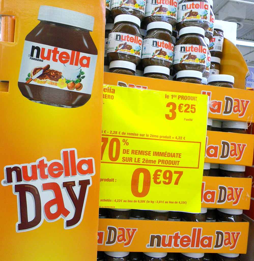 Nutella day!