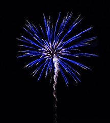Fireworks by Eric Hamiter, on Flickr