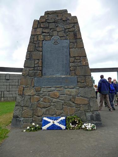 Memorial at Bannockburn