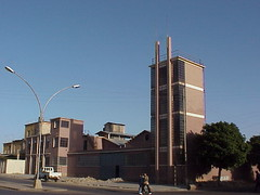 Factory, Asmara