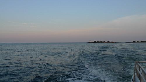 hejdå ön