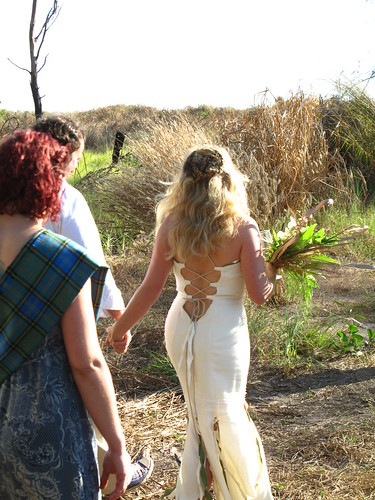 What made our wedding offbeat Our wedding was a blend Celtic traditional