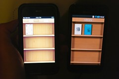 Apple iBooks vs. Aldiko e-Book