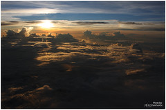 cloud08 (jeckerz) Tags: above sun clouds canon fly flying philippines 40d jeckerz portfolioviewer