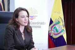 El presidente de Ecuador, de gira por Japón y Corea del Sur