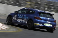VW Scirocco R Cup # 3 - NORISRING (msteinhof) Tags: cup vw race volkswagen racing dtm scirocco norisring steinhof hoowczyc